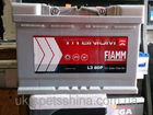 Аккумулятор Fiamm Titanium Pro 80