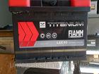 Аккумулятор Fiamm Titanium Black 60