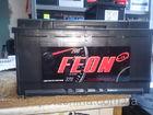 Аккумулятор Feon 6CT-100
