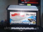 Аккумулятор Sznajder Silver Premium 54 Ач низкий