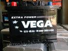 Аккумулятор Vega Extra Power Эконом 45 Ач