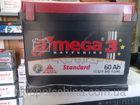 Аккумулятор Amega Standard 60 Ач