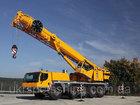 Аренда автокрана грузоподъемностью 120 тонн LIEBHERR LTM 1120