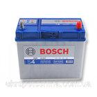 """Аккумулятор Bosch (J) S4 Silver 45Ah, EN 330, левый """"+"""""""
