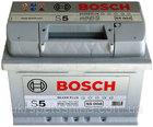 """Аккумулятор Bosch S5 Silver Plus 74Ah, EN 750 правый """"+"""""""