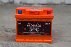 Аккумулятор Kinetic Rasing  6CT-50Ah 480A