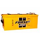 Аккумулятор Forse 200Ah 1450A R+ ( обслуж)