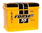 Аккумулятор Forse 55Ah L+ 510A (обслуж)