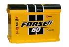 Аккумулятор Forse 60Ah 480A R+ (обслуж)